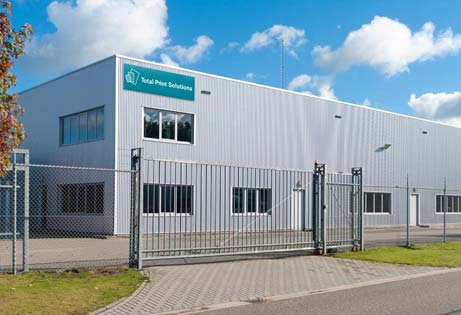 Industrie of bedrijfspand