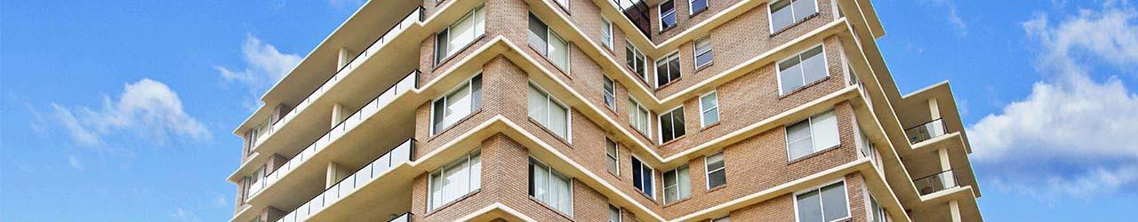 Appartement en wooncomplex